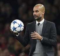 Pep Guardiola habló de la eliminación de su equipo, Manchester City, en Champions League.