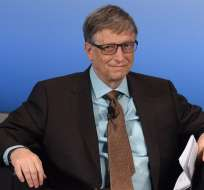William Henry Gates III, de 61 años, está a la cabeza de la clasificación por cuarto año consecutivo. Foto: AFP