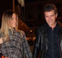 El actor no ha cancelado ninguno de los actos de su agenda y asistirá al Festival de Cine de Málaga. Foto: Tomado de Hola.com-