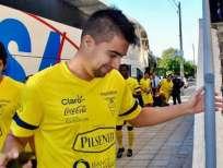 Cristhian Noboa ha sido vinculado con el fútbol español desde hace algunas temporadas. Foto: Tomada de la cuenta Twitter @FEFecuador