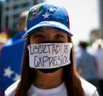 La organización asegura que muchas acciones coinciden con protestas opositoras. Foto: Archivo / Internet
