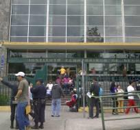 Miguel Carvajal dijo que la situación del fondo de pensiones es grave. Foto: Archivo