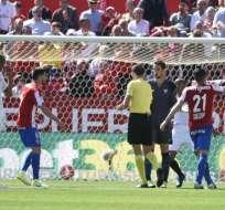 El Sevila de Jorge Sampaoli va de picada en la Liga española, no pudo en casa ante el Sporting de Gijón.