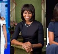 Una imagen de Michelle Obama que miles de usuarios esperaban ver desde hace años.