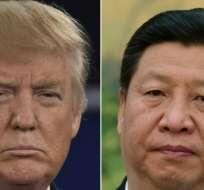Donald Trump y Xi Jinping se verán las caras por primera vez este jueves en el sur de Florida.