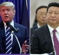 Para Estados Unidos, China es el principal apoyo económico de Corea del Norte.