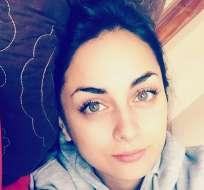 Cristiane Aguinaga es una de las hijas del exfutbolista Álex Aguinaga. Foto: Tomada de la cuenta Instagram @crisaguinaga