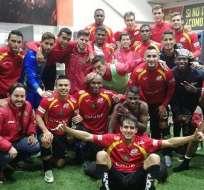 Deportivo Cuenca debuta en la Conmebol Sudamericana enfrentando a Oriente Petrolero de Bolivia.