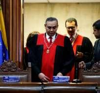 El Poder Moral desestimó una solicitud del Parlamento, dominado por la oposición. Foto referencial / Internet