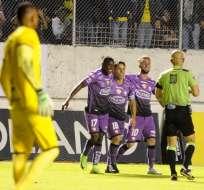 Barcelona sumó tres puntos en su visita a Quito donde enfrentó a Independiente del Valle.