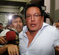 PERÚ.- Con Moreno suman 5 los funcionarios y exfuncionarios peruanos enviados a prisión preventiva por la Fiscalía. Foto: Archivo