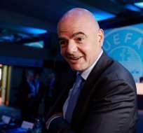 El presidente de la FIFA, Gianni Infantino, confirmó la prohibición de la propiedad de terceros en el fútbol.