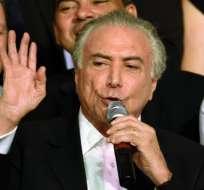 El periódico O Estado de S. Paulo detalla que son al menos 108 los políticos investigados. Foto: Archivo