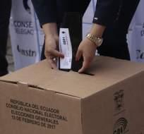 Líderes del PSC y Madera de Guerrero como Jaime Nebot y Cynthia Viteri reiteraron su pedido de recuento aleatorio de votos. Foto: API