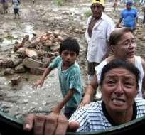 LIMA, Perú.-  Según nuevo reporte oficial, 171.322 personas perdieron todas sus pertenencias tras fuertes lluvias en Perú. Foto: Tomado de Perú21.