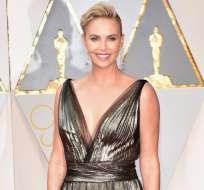 """La villana de """"Rápidos y Furiosos 8"""" describió su experiencia con Tinder en show de Ellen DeGeneres. Foto: The Hollywood Reporter."""