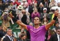 Rafael Nadal busca ganar su décimo Master 1000 de Montecarlo. Foto: AFP