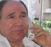 PANAMÁ.- Ayer, en las redes sociales, el propio Abdalá Bucaram Ortiz dirigió un mensaje a los ecuatorianos. Foto: Archivo