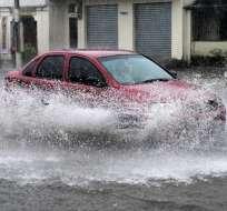 Lluvias se extenderían hasta mediados de mayo y serán entre moderadas y fuertes. Foto: API