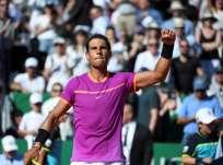 Rafael Nadal busca su décimo título en este torneo Masters 1000. Foto: AFP