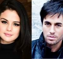 Selena Gómez y Enrique Iglesias versionaron el tema 'Only You', éxito de los 80 del grupo Yazoo. Foto: Collage.