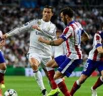 Real Madrid y Atlético reeditarán una nueva edición del derbi madridista en la Liga de Campeones.