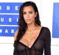 Kim Kardashian recibió muchas críticas negativas. Foto: Archivo / Internet
