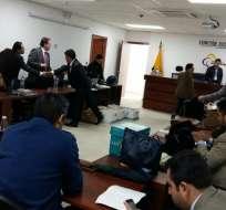 Arturo P. fue sentenciado a 5 años de prisión por cohecho. Foto: Fiscalía