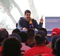 Maduro será anfitrión de la XIV Cumbre de la ALBA. Foto: Archivo