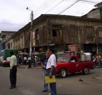 ESMERALDAS, Ecuador.- Según reporte del Geofísico, los temblores se produjeron a 1 hora de distancia; Inocar descarta alerta de Tsunami. Foto: Archivo