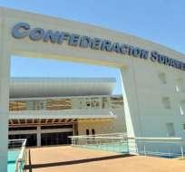 La Conmebol denuncia un fraude de más de 140 millones de dólares en caso FIFA Gate.
