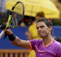 Rafael Nadal busca revalidar el título en Barcelona donde ha sido campeón 9 veces. Foto: AFP