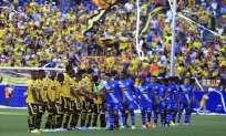 Barcelona y Emelec jugarán la misma semana en la ida de los octavos de final de la Libertadores. Foto: Archivo