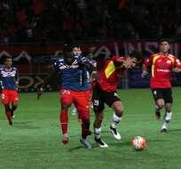 Deportivo Cuenca y River Ecuador disputaron el segundo partido correspondiente a la fecha 12 del torneo local.