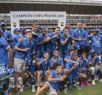 El último título de Emelec fue en 2015 cuando superó en las finales a Liga de Quito.