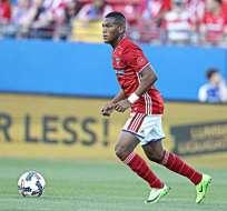 El volante ecuatoriano Carlos Gruezo se afianza como titular del FC Dallas de la MLS.