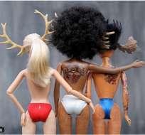 Las muñecas fueron creadas por Annelies Hofmeyr, una artista sudafricana.