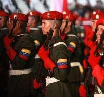 """""""Es una propuesta constitucional y profundamente democrática"""", según ministro de Defensa. Foto referencial / Internet"""