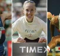 Ninguno de los tres atletas británicos cuyas marcas permanecen vigentes dio positivo por dopaje en sus carreras.