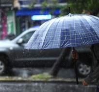 ECUADOR.- En las regiones Sierra y Costa se producirán precipitaciones en ciudades específicas como Quito, Cuenca y Riobamba. Foto: API