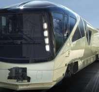 Un viaje a bordo de Shiki-shima cuesta entre US$2.860 y US$10.000.