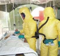 """GUINEA.- Según la OMS, el mundo no está a salvo de una nueva epidemia del ébola, pero estará """"mejor preparado"""". Foto: Archivo"""