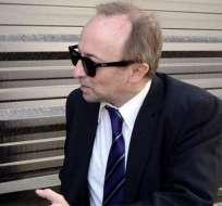 ARGENTINA.- Fernando Cartasegna había denunciado otros dos ataques y amenazas en los últimos 4 días, cerca de la fiscalía de la ciudad de La Plata. Foto: ARG Noticias