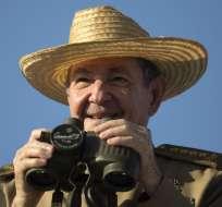 El presidente de Cuba dejaría el cargo en febrero. Foto: AP