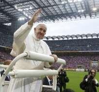 El estadio del equipo de Fátima, en Portugal, llevará el nombre del sumo pontífice.