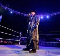El Undertaker tuvo su última lucha el pasado 2 de abril en Wrestlemania 33. Foto: Tomada de http://mexico.as.com