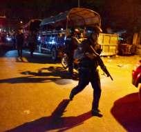 La emergencia del extremismo islamista supone un creciente peligro para Bangladesh. Foto: AFP