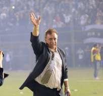 Ever Hugo Almeida se convirtió en nuevo director técnico del Olimpia de Paraguay.