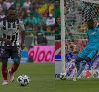 Walter Ayoví y Alexander Domínguez no fueron convocados para el juego de Monterrey ante Tigres.