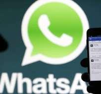 El gigante tecnológico comenzó a vincular los números de teléfono de usuarios de Whatsapp.